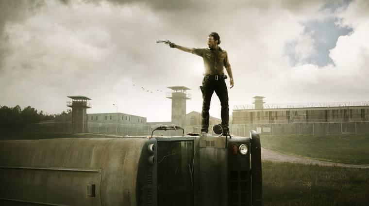 Vasárnap indul a The Walking Dead új évada kép