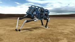 Elszabadult az amerikai hadsereg robotmacskája kép