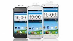 Olcsó ZTE okostelefonok Európának kép