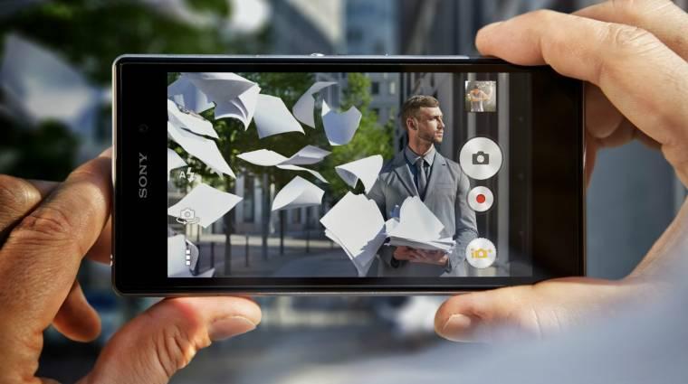 RAW fotókat is menthet majd az Android kép