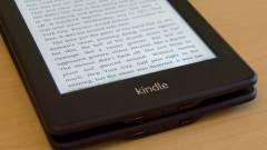 Jön a csúcsfelbontású Kindle Paperwhite kép