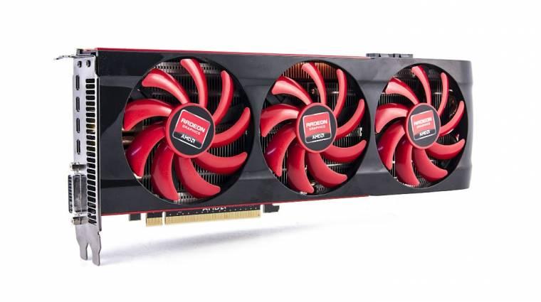 Tűzhányó videokártyán dolgozhat az AMD kép