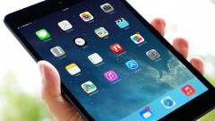 Karácsonyi sláger lehet a retinás iPad mini kép