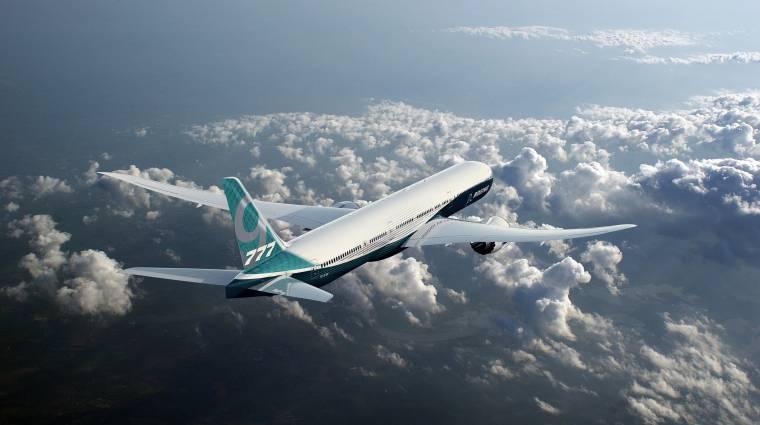 Kívánatos a Boeing új vasmadara kép