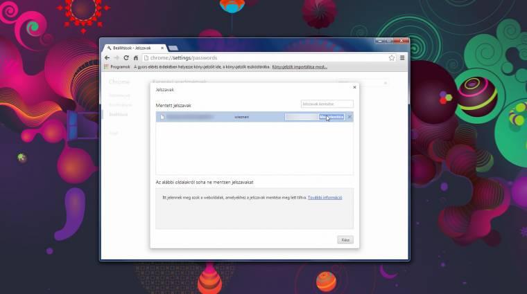 Biztonságosabbá válhat a Chrome jelszókezelése kép