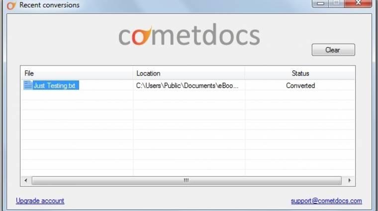 Hogyan konvertáljunk gyorsan PDF-et? kép