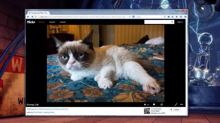 Nem lesz könnyű visszatérni a Firefox régi felületére kép