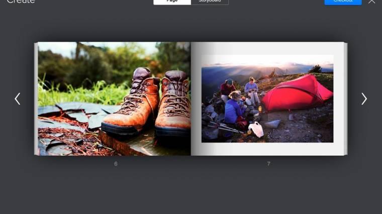 Nyomtatott fotóalbummal újít a Flickr  kép