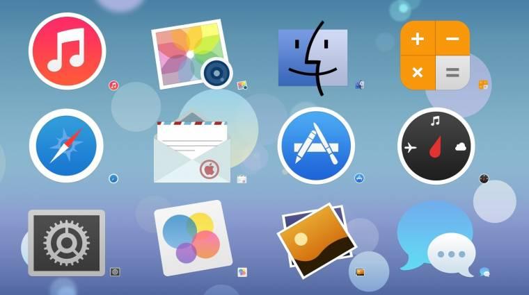 Már készül az OS X Mavericks utódja kép