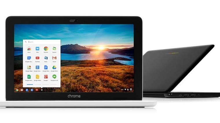 Eltűnt a piacról a HP Chromebook 11 kép