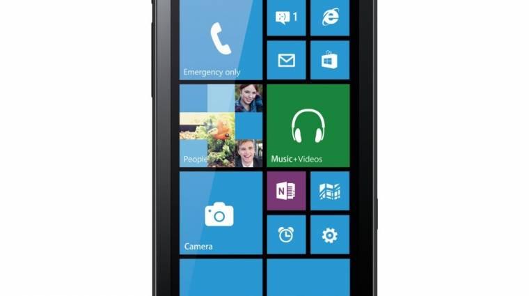 Olcsó és Windows Phone 8-as lesz a Huawei Ascend W2 kép