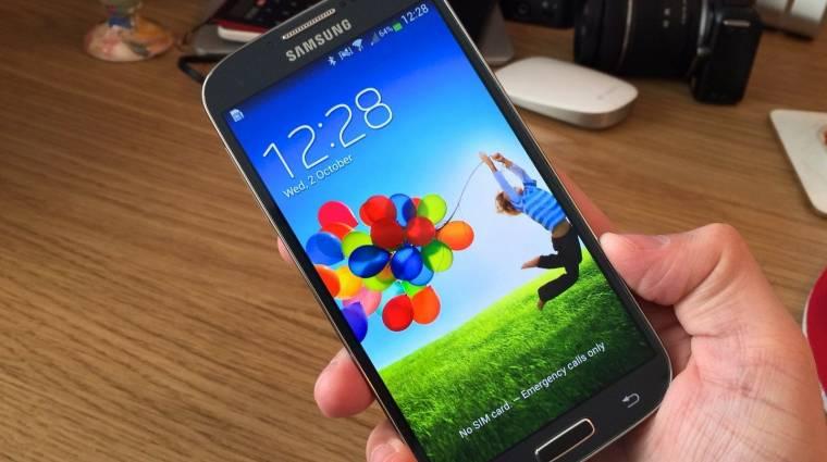 Itt van a Galaxy S4 Android 4.3-as frissítése kép