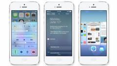 Közeleg az iOS 7.0.4 kép