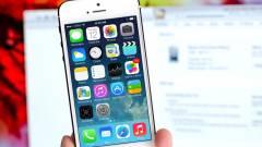Megérkezett az iOS 7.0.4 kép