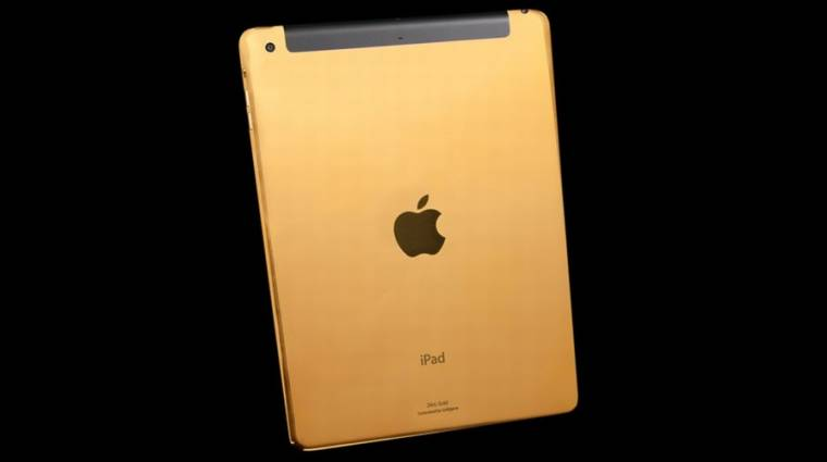 iPad Air aranyban, olcsón kép