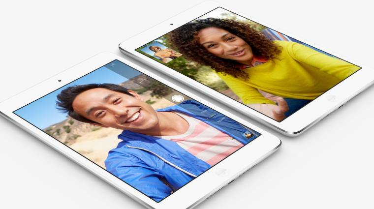Hibás kijelzők miatt késik a retinás iPad mini kép