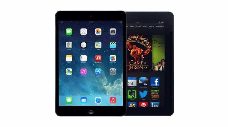 Nem olyan jó a retinás iPad mini kijelzője kép