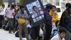 Japánban a legnagyobb siker az Apple kép