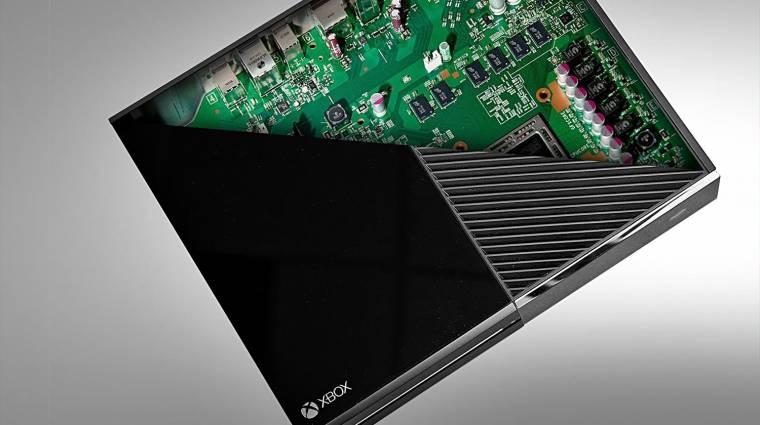 Cápával őrzi a Microsoft az Xbox One-t kép