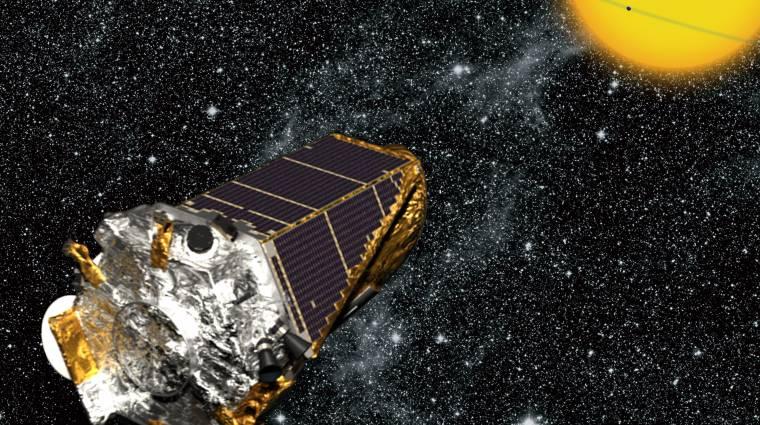 A NASA újra életre keltené a Kepler űrteleszkópot kép