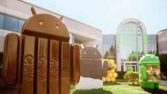 Komoly frissítés az Android 4.4 kép