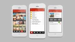 Elérhető a MEGA Apple iOS-es kliense kép