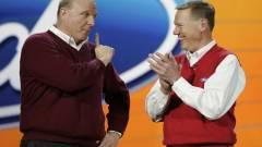 Mégsem Elop váltaná Ballmert a Microsoft élén kép