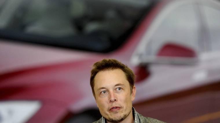 Elektromos furgonokat gyártana a Tesla kép