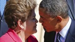 Brazília visszakémkedett kép