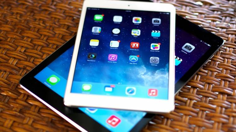 Mennyire rossz a retinás iPad mini kijelzője? kép