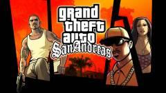 Jön mobilokra a GTA San Andreas kép