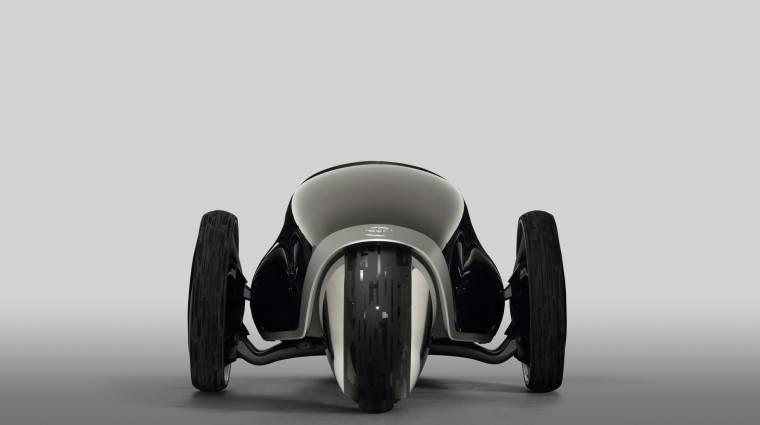Gondolatolvasó autót mutatott be a Toyota kép