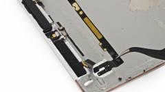 Az iPad Airt sem könnyű javítani kép