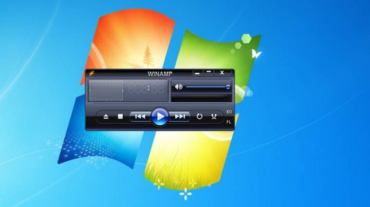 Megvenné a Microsoft a Winampot? kép