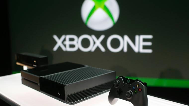Az Xbox One-nal is baj van kép