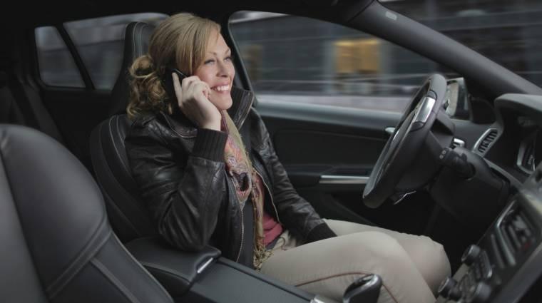 Önvezető autók tesztelésébe kezd a Volvo kép