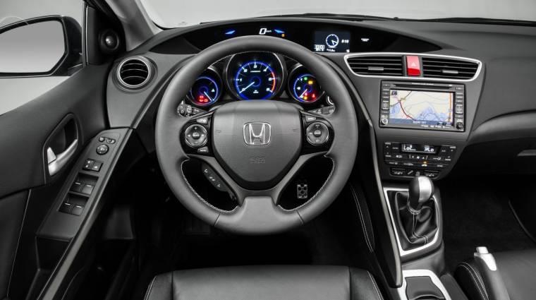Beépített Siri az új Honda Civicben kép