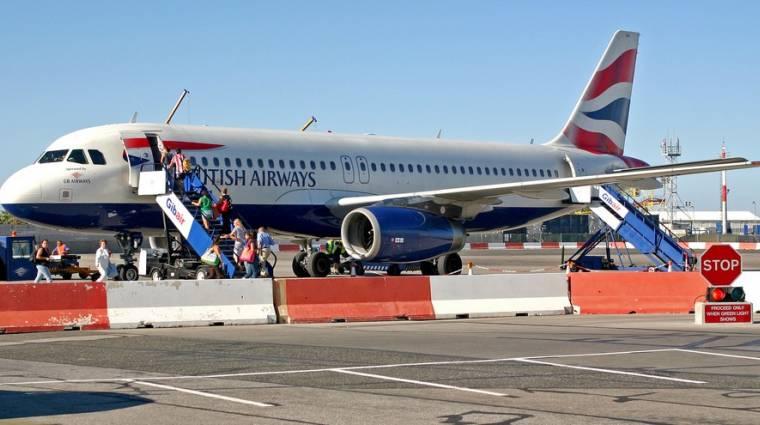 Szabadabb mobilozás a British Airways gépein kép