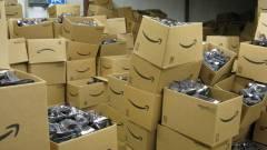 Pokoli munka az Amazon raktárában dolgozni kép