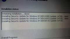 Időnként használhatatlanul lassú lehet az XP kép