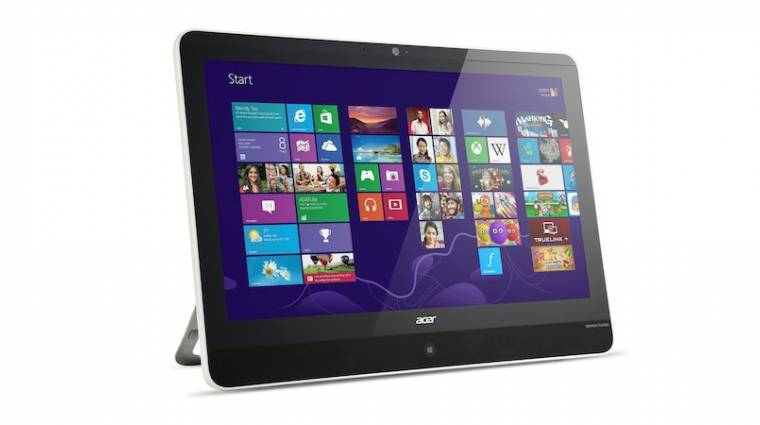 Akku is került az Acer megfizethetőbb egybegépébe kép