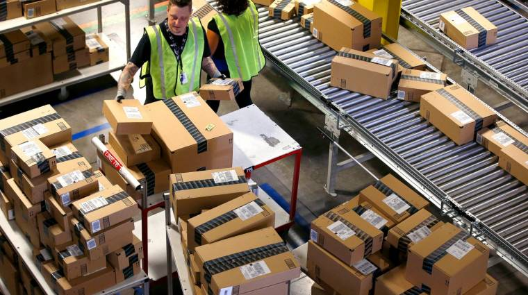 Másodpercenként 426 eladás az Amazonon kép