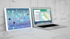 Akár 4K-s kijelző is kerülhet a 13 colos iPadbe? kép