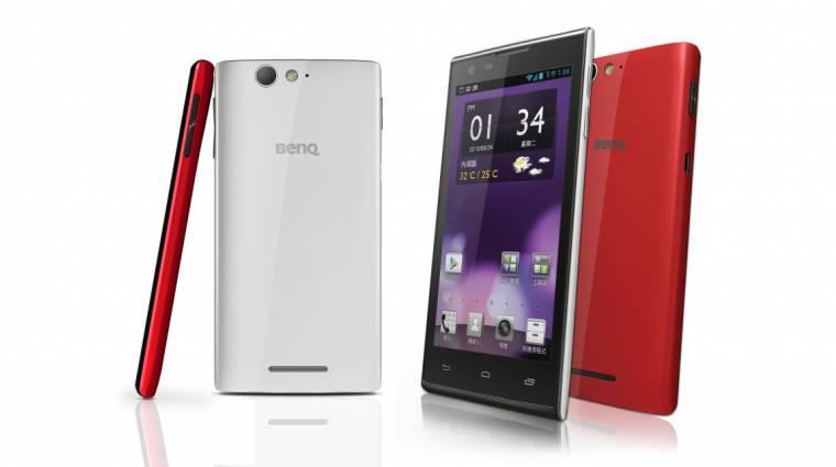 Újból mobilokkal próbálkozik a BenQ kép