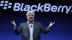 Már a társalapítójának sem kell a BlackBerry kép