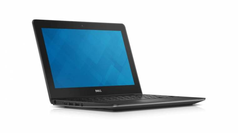 Itt a Chromebook 11, a Dell első chromebookja kép