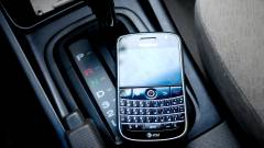 A BlackBerry mégsem halt meg? kép