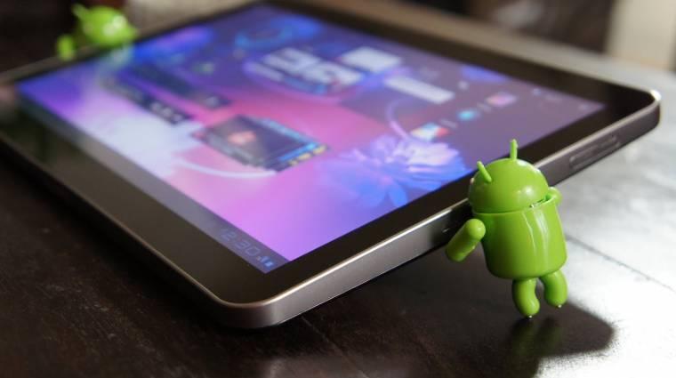 Közeleg a Samsung prémium táblagépe kép
