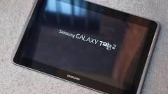 AMOLED-es tabletekkel vágna vissza a Samsung kép