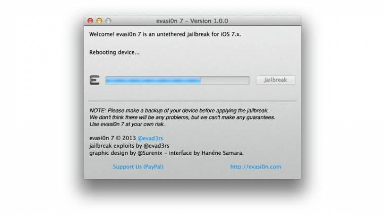 Jailbreaket kaptak karácsonyra az iOS-esek kép